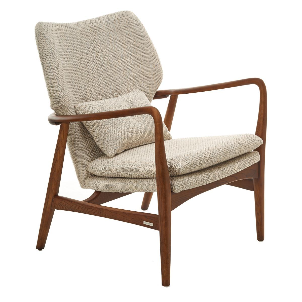 Peggy fauteuil Pols Potten - Ecru