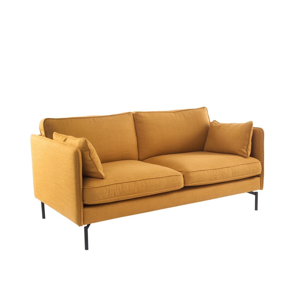 PPno.2 sofa Pols Potten Okergeel