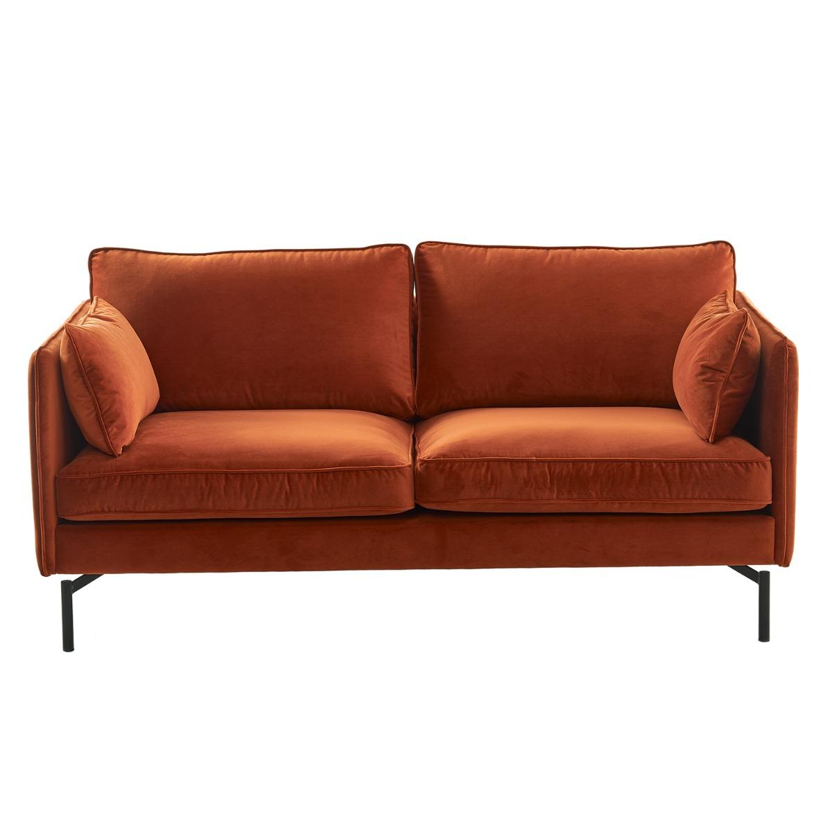 PPno.2 sofa Pols Potten roest rood