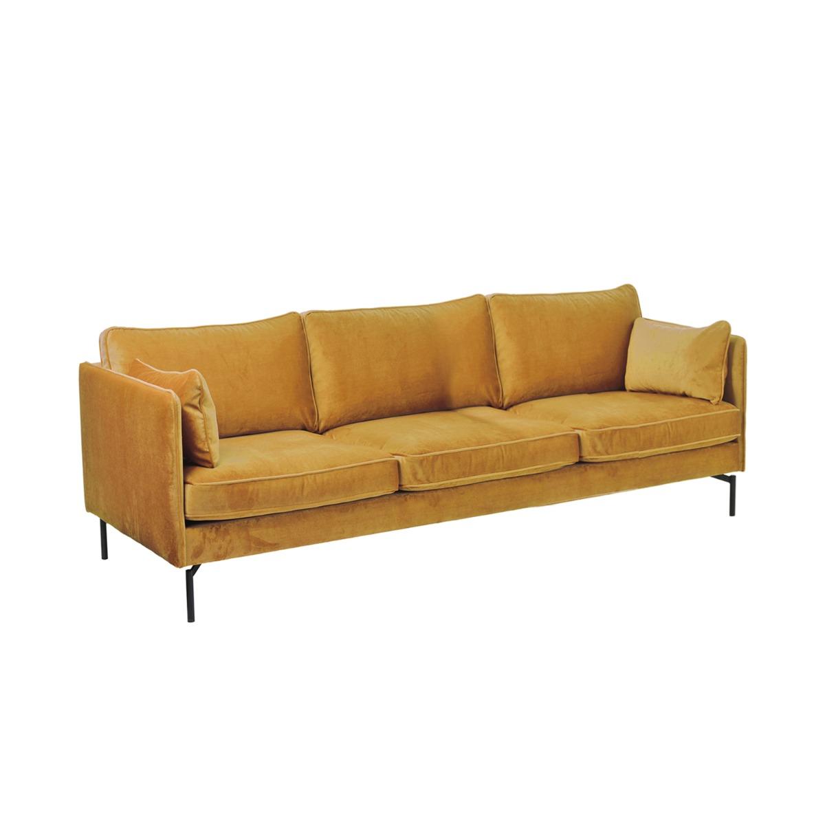 PPno.2 sofa XL Pols Potten goud