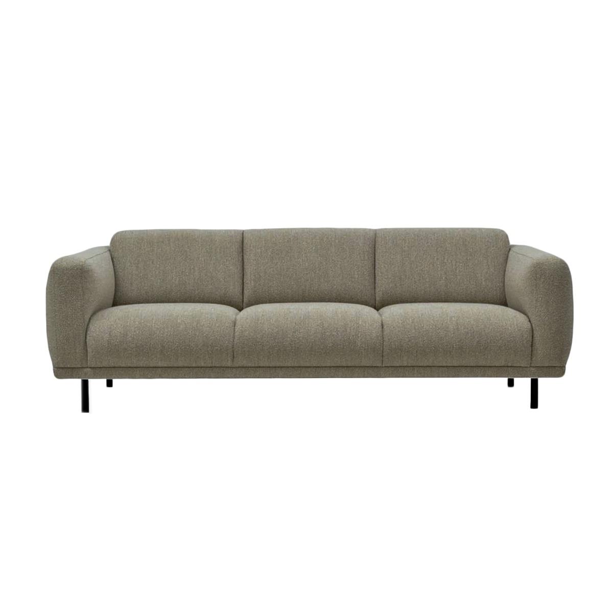 Teddy sofa XL Pols Potten - Olijf Groen