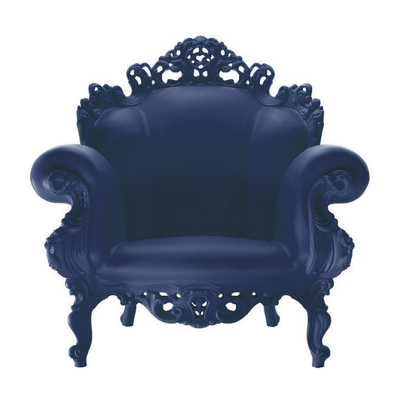 Magis Proust fauteuil Magis blauw