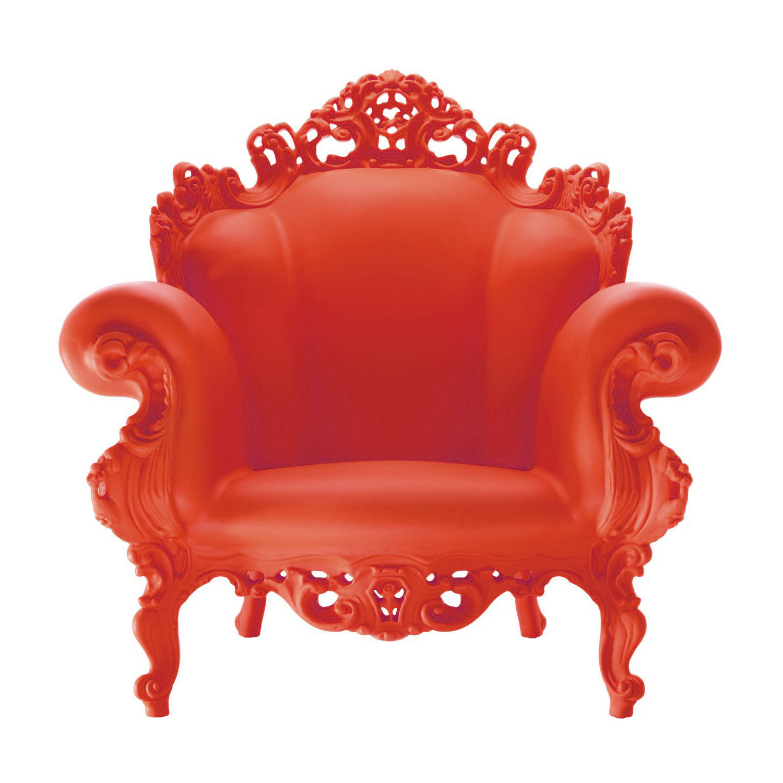 Magis Proust fauteuil Magis rood
