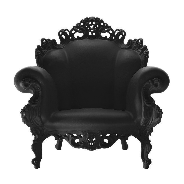 Magis Proust fauteuil Magis zwart