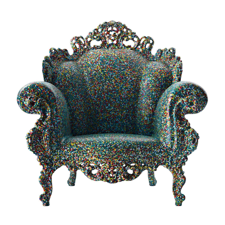 Magis Proust fauteuil Magis multikleur
