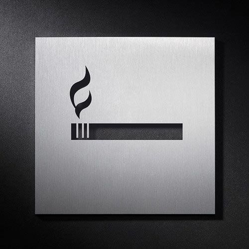 Roken pictogram Phos Design vast