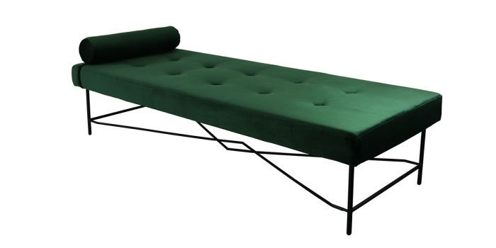Puck daybed Kick Collection groen