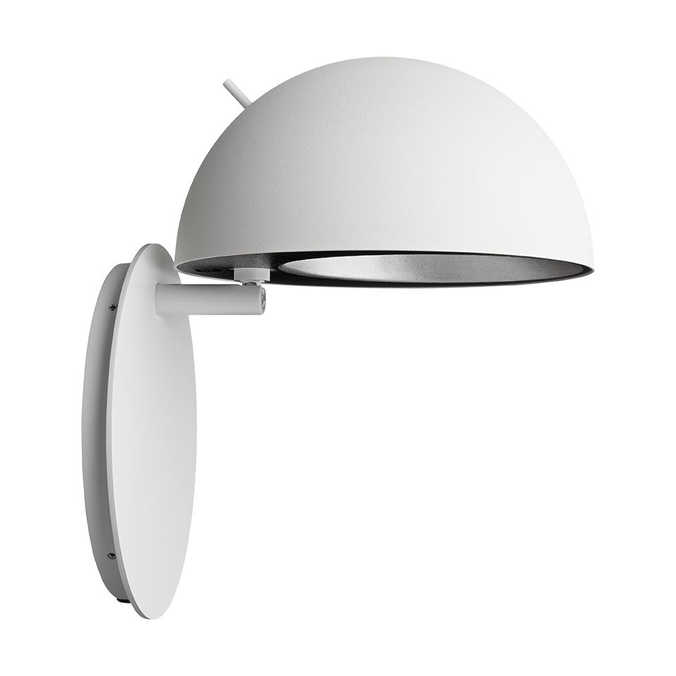 Radon wandlamp Lightyears wit