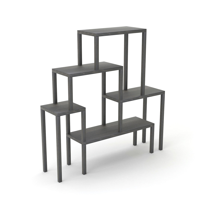 Longlegs boekenkast Roijé 5 tafels vergelijken Frederik Roije