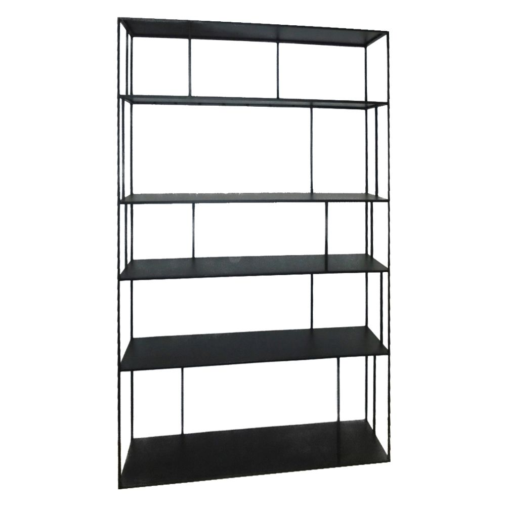 Shelf Unit kast Pols Potten tall double - zwart