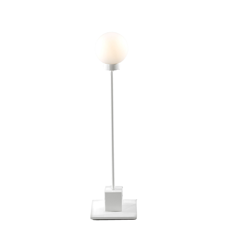 Snowball tafellamp Northern wit