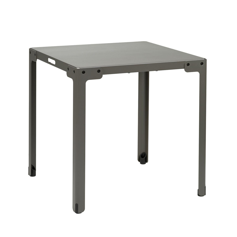 T-Table eettafel Functionals dark grey