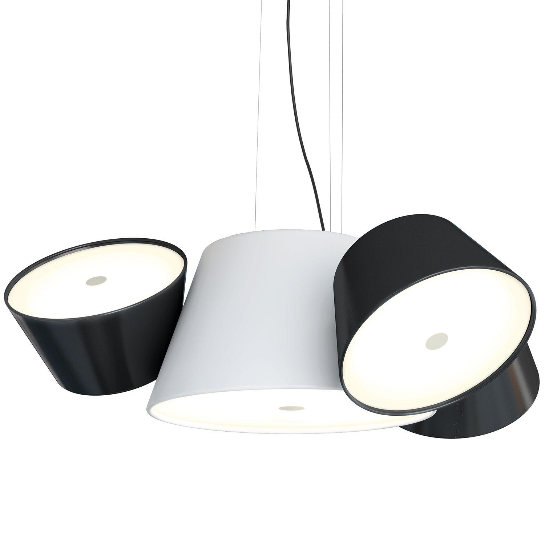 Tam Tam 3 hanglamp Marset gebroken wit