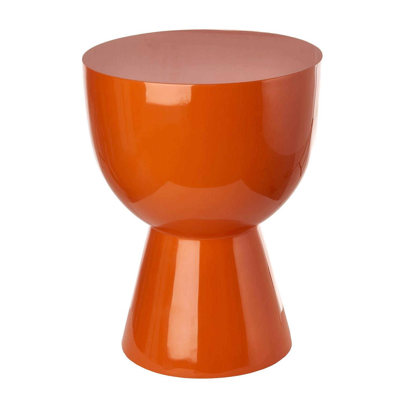 Tam Tam kruk Pols Potten oranje