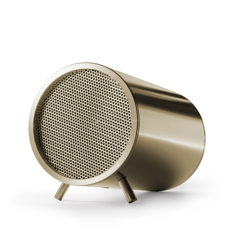 Tube speaker Leff Amsterdam messing