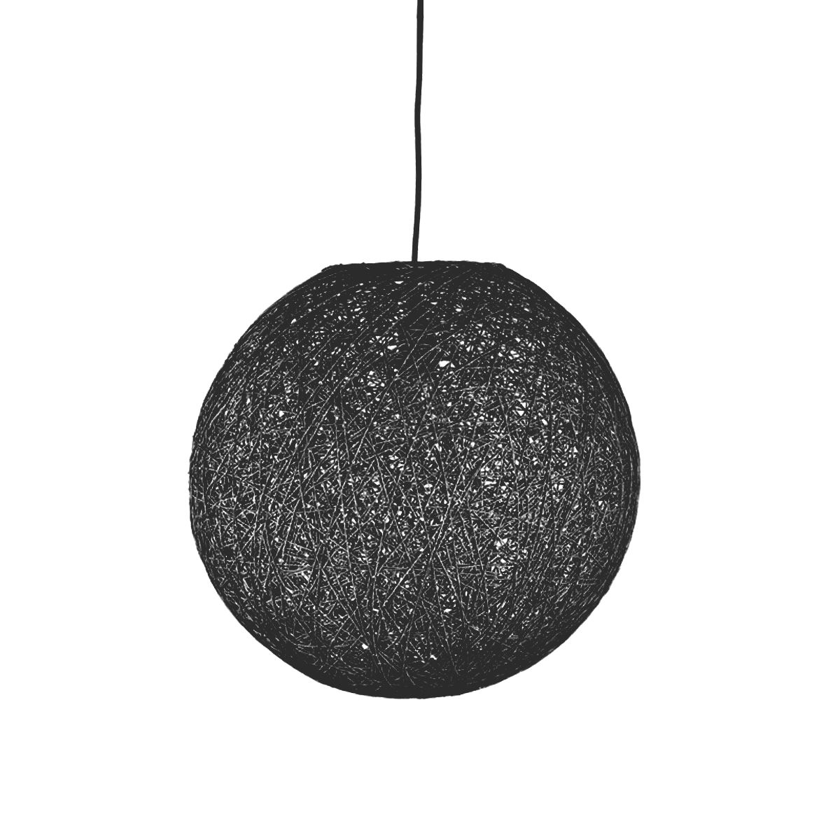Twist hanglamp Label51 �60 zwart