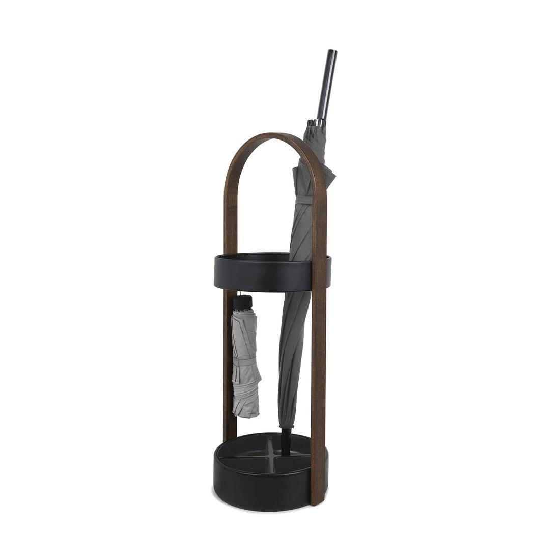 Hub paraplubak Umbra zwart