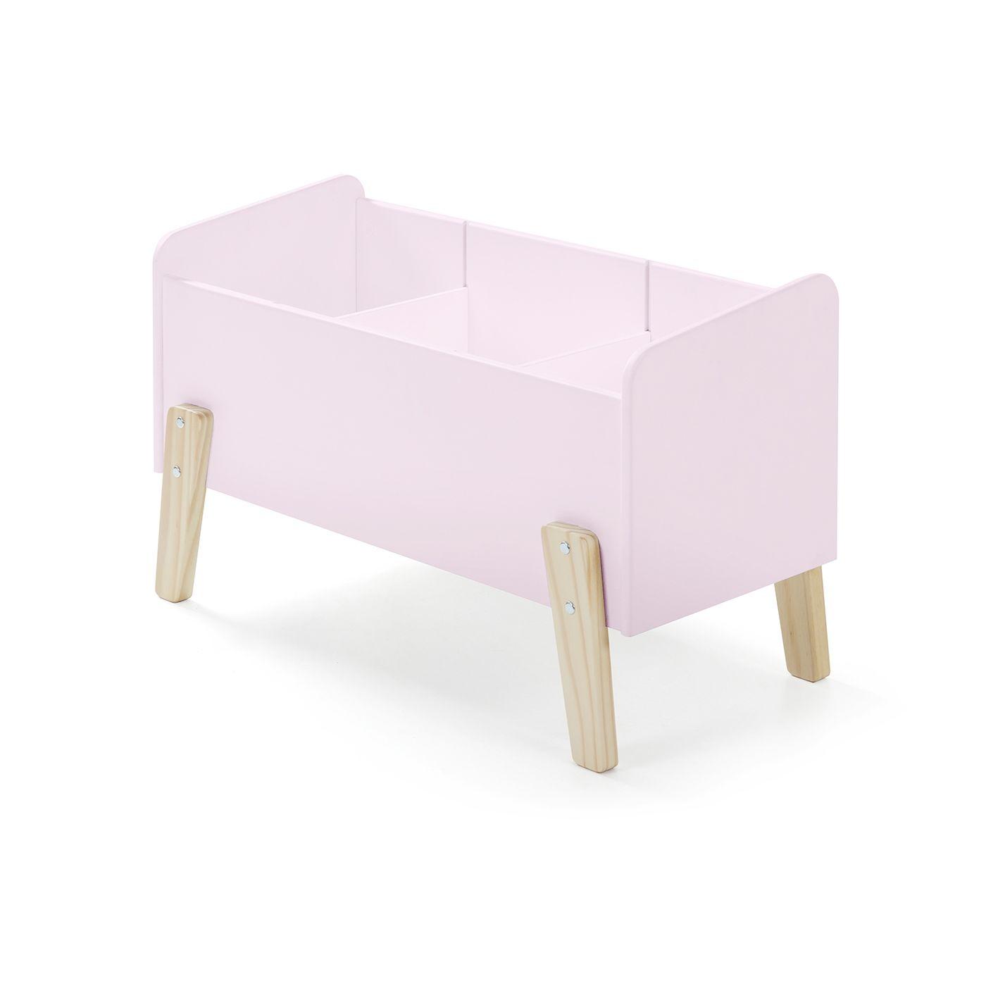 Kiddy opbergbox Vipack - roze