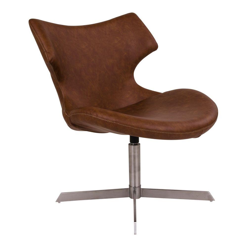 Zampi fauteuil House Nordic cognac