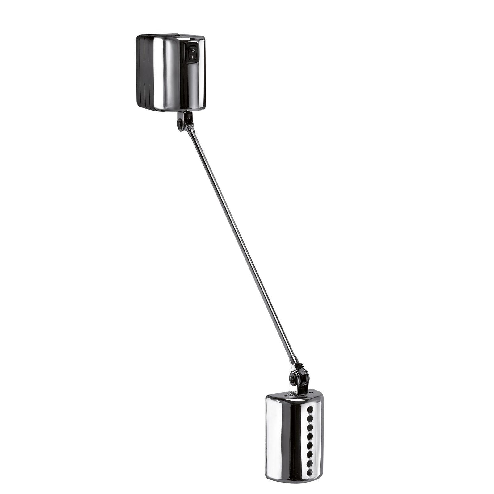 Daphine Parete 35 wandlamp Lumina chroom