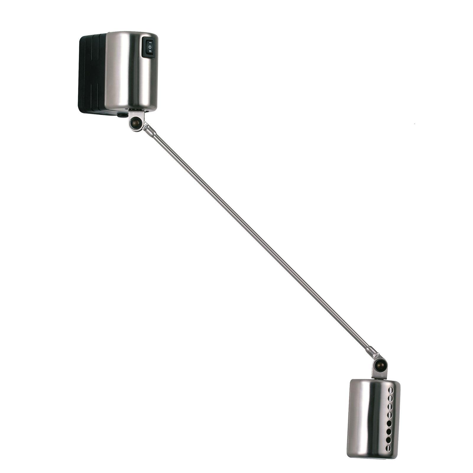 Daphine Parete 35 wandlamp Lumina nikkel
