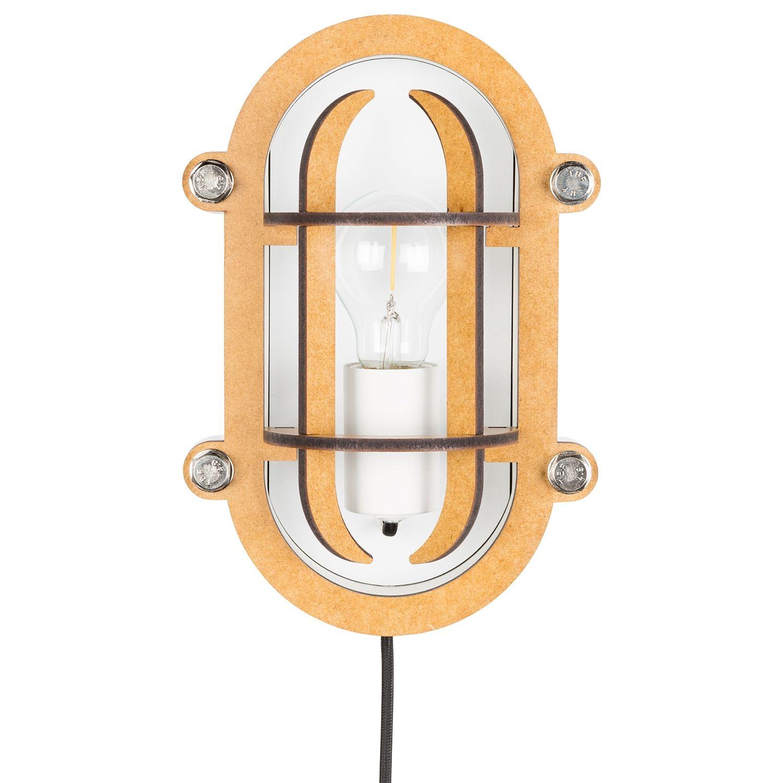 Navigator wandlamp Zuiver wit