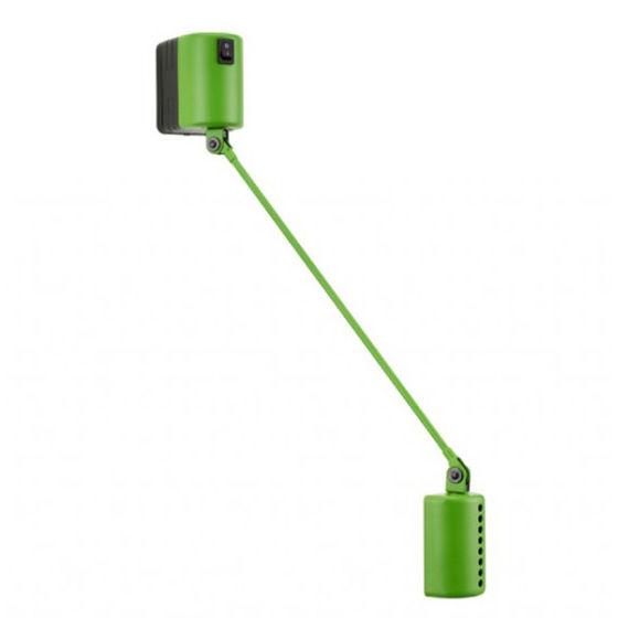 Daphine Parete 35 wandlamp Lumina LED groen