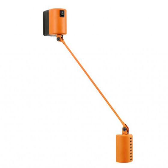 Daphine Parete 20 wandlamp Lumina LED oranje