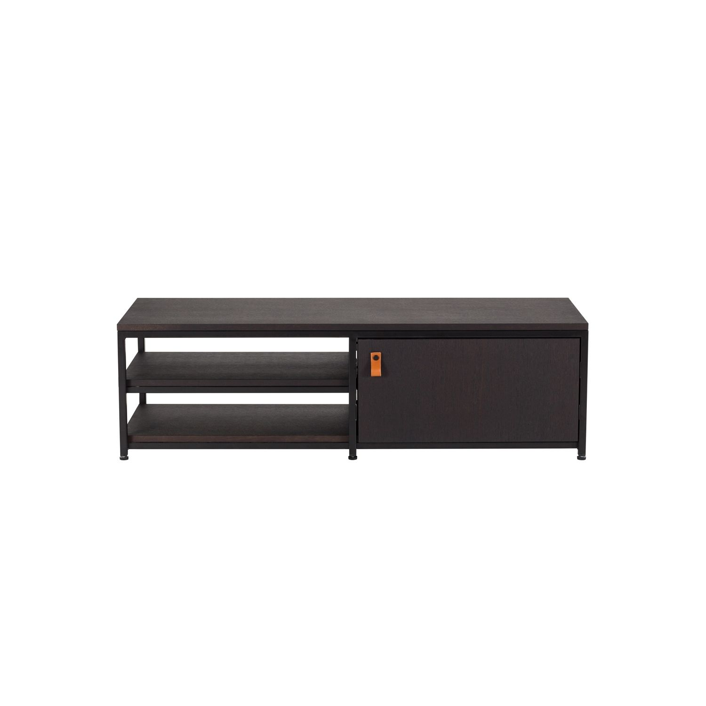 Strong TV meubel Bodilson 130cm zwart