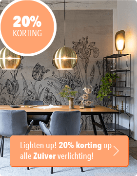 Musthaves.nl | 20% korting op alle Zuiver verlichting!