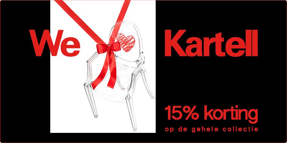 Musthaves.nl | 15% korting op Kartell!
