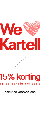 Musthaves.nl | We Love Kartell - 15% korting!
