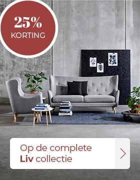 Musthaves.nl | 25% korting op alles van Liv!