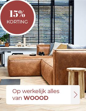 Musthaves.nl | 15% korting op alles van WOOOD!