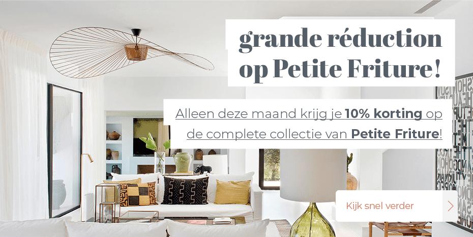 Musthaves.nl | 10% korting op de complete collectie van Petite Friture!