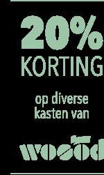 Musthaves.nl | De 25 mooiste kasten van WOOOD nu met 20% korting!