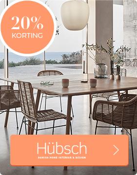 Musthaves.nl | 20% korting op alles van Hübsch tijdens de Mid Season Sale!