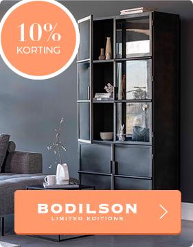 Musthaves.nl | 10% korting op alles van Bodilson tijdens de Mid Season Sale!