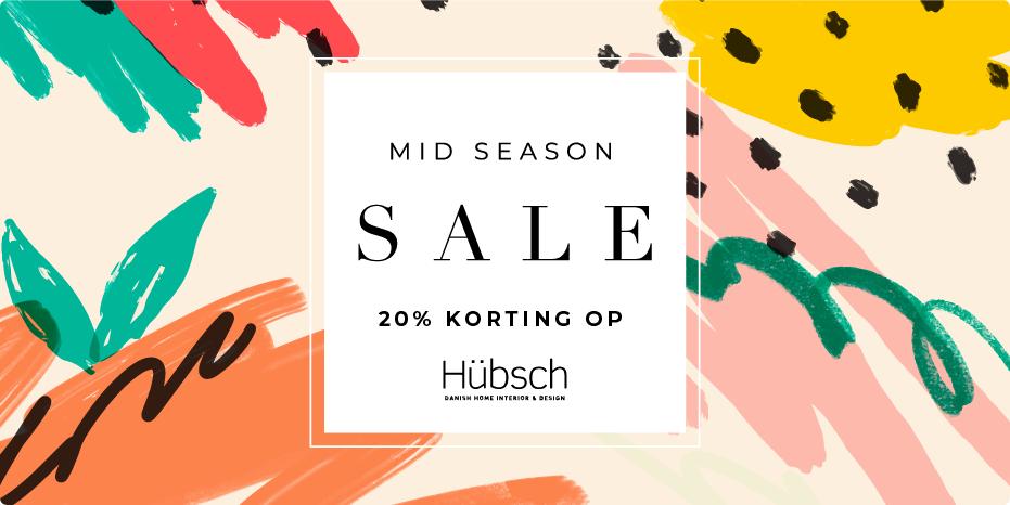Musthaves.nl | 20% korting op Hübsch tijdens de Mid Season Sale!