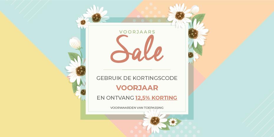 Musthaves.nl | Het is Voorjaars Sale! Gebruik de kortingscode voor 12,5% korting op heel veel musthaves!