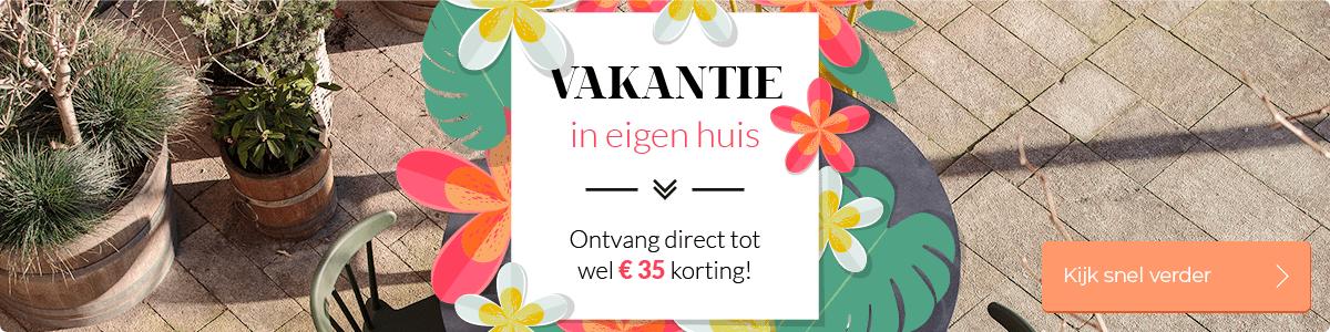 Musthaves.nl | Vakantietijd! Meer besteding = Meer voordeel!