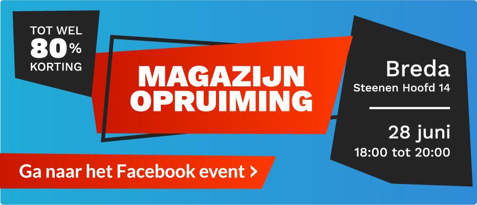 Musthaves.nl | Kom op 28 juni naar de Magazijn Opruiming!