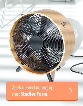 Musthaves.nl | Zoek de verkoeling op met Stadler Form.