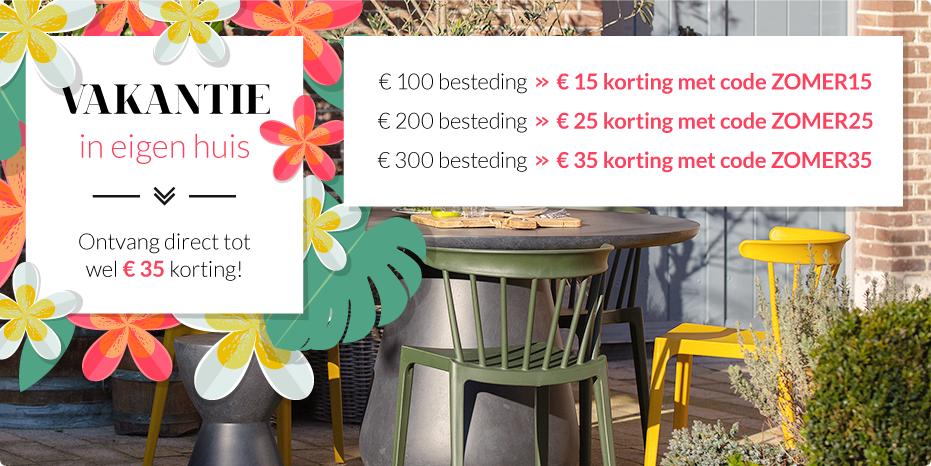 Musthaves.nl | Alleen dit weekend, de zomercode!