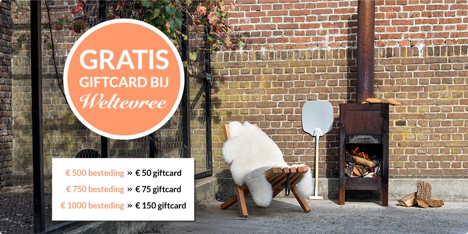 Musthaves.nl | Gratis giftcard bij Weltevree!