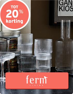 Musthaves.nl | Tot 20% korting op Ferm Living!