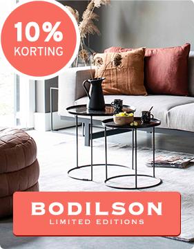 Musthaves.nl | 10% korting op alles van Bodilson!