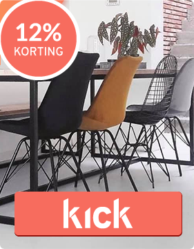 Musthaves.nl | 12% korting op alles van Kick Collection!