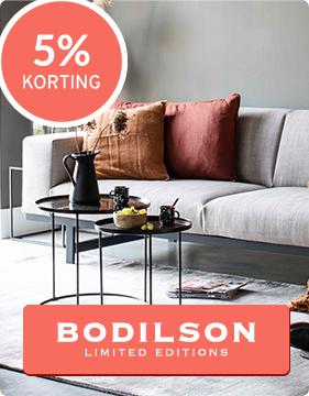 Musthaves.nl   5% korting op alles van Bodilson!