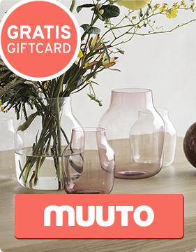 Musthaves.nl   Ontvang nu een gratis giftcard bij Muuto.